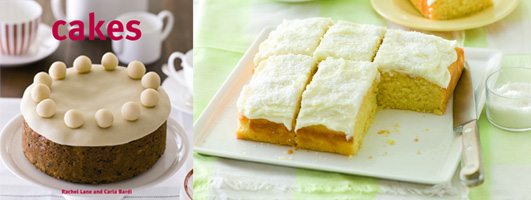 Easy Moist Lemon Cake