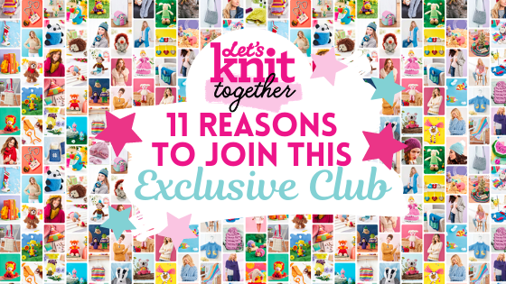 Let's Knit Together: Join this Exclusive Knitting Club