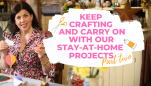 Craft Projects Inspired By Kirstie's Keep Crafting And Carry On: PART TWO