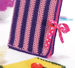 Crochet Notebook Covers
