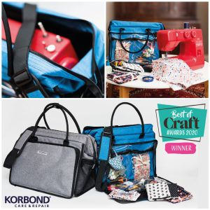 Win One Sewing Bundle from Korbond