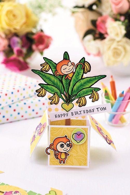 Jungle-themed Greeting Cards