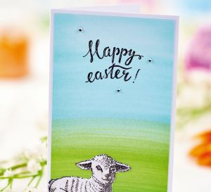 Three Bonus Cards With Your Spring Days Stamp Set: Part One