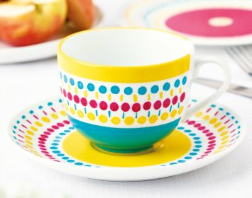 Transform Crockery with Easy Painting