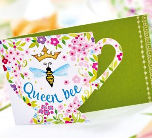 Painted Queen Bee Gift Set