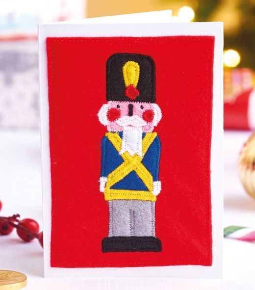 Nutcracker Christmas Decorations To Sew
