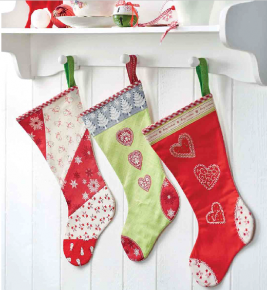 Yuletide Stockings