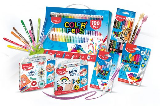 Win One of Three Maped Helix Stationery Bundles