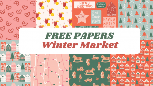FREE Winter Market Papers