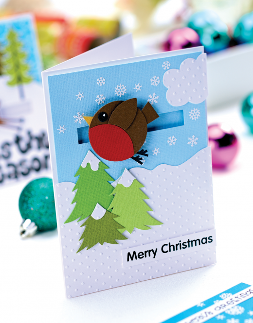 Kinetic Christmas Cards