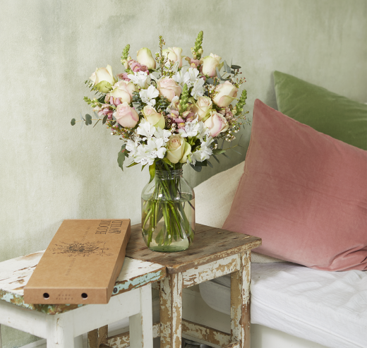 Win One Year of Flowers from Bloom & Wild