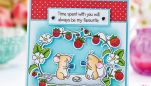 Mouse Friendship Card