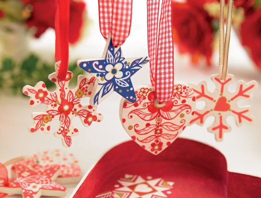 Nordic Style Christmas Decorations
