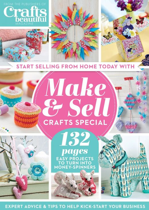 Make & Sell Project Templates, May 2020