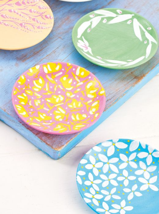 DIY Painted Homeware