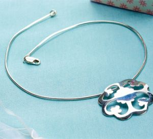 Make Silver Sheet Pendants