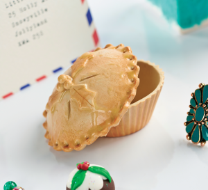 Christmas Treat Jewellery Mince Pie Box