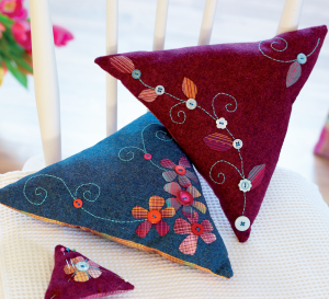 Triangle Cushions