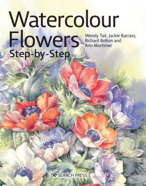 Win One of Ten Copies of Watercolour Flowers Step-By-Step