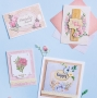 14 Floral Cards To Make With Your Love & Best Wishes Kit