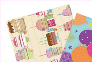 Crafts Beautiful March 2008 Template Pack & Free Papers
