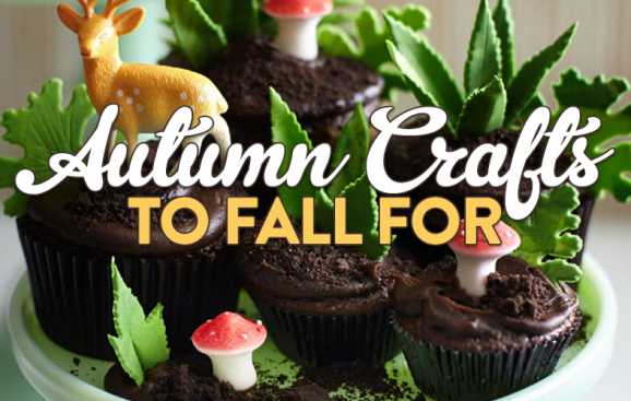 Autumn Crafts To Fall For