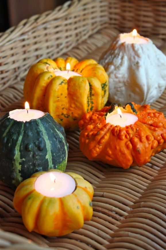 9 Candle Crafts That Are Perfect For Autumn