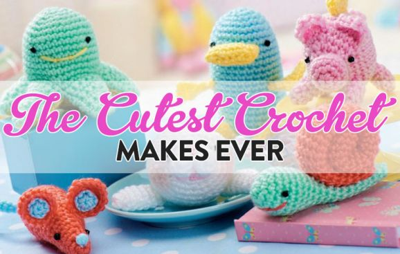 The Cutest Crochet Makes Ever
