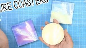 Easy To Make Nature Coasters