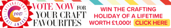 International Craft Awards 2017 Voting