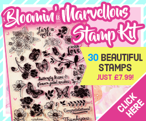 Bloomin' Marvelous Stamp Kit