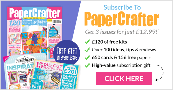 Papercrafter Crossover promotion