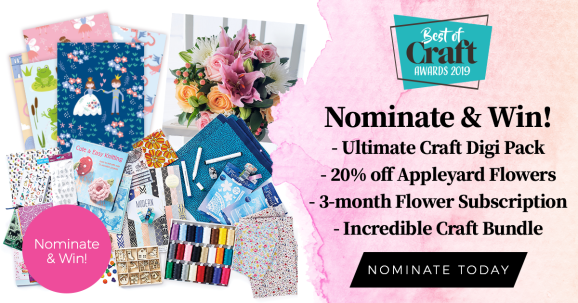 6 Reasons to Nominate in the Best of Craft Awards 2019