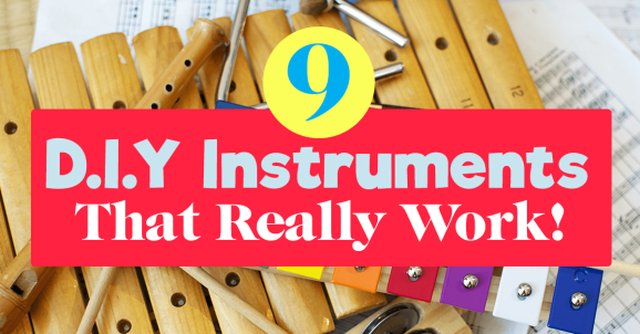 9 D.I.Y Instruments That Really Work