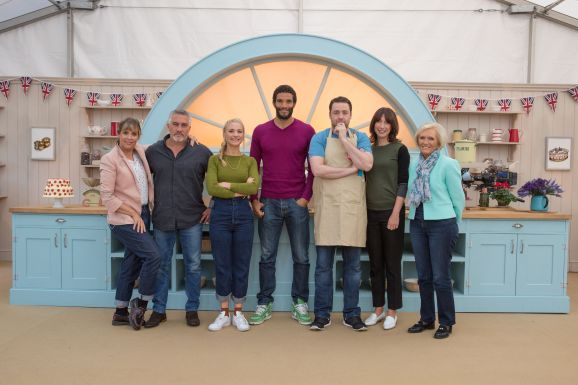 The Best Moments From The Great Sport Relief Bake Off