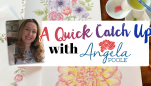A Quick Catch Up with Angela Poole