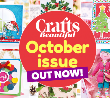 Crafts Beautiful October Issue Out Now