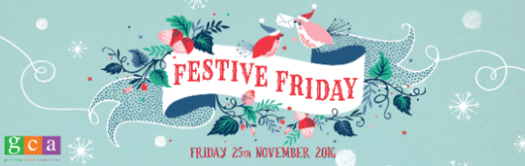 We're Celebrating Festive Friday