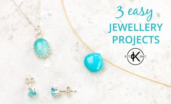 3 Easy Jewellery Making Projects For Beginners