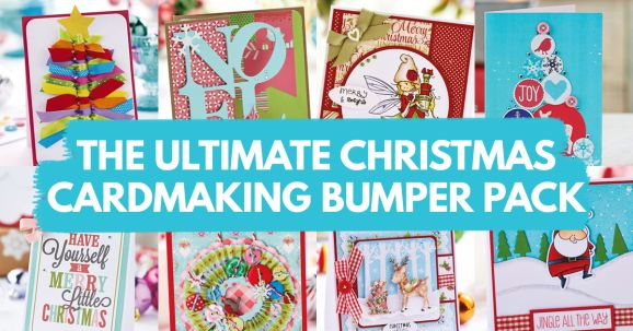 The Ultimate Christmas Cardmaking Bumper Pack
