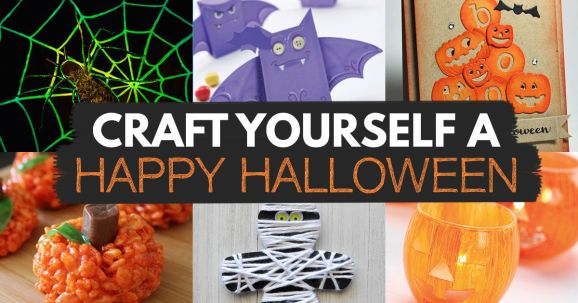 Craft Yourself A Happy Halloween