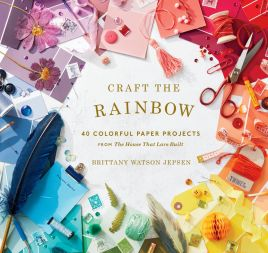 Win One Of Five Craft the Rainbow Books