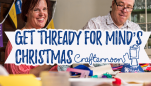 Get Thready for Mind's Christmas Crafternoon