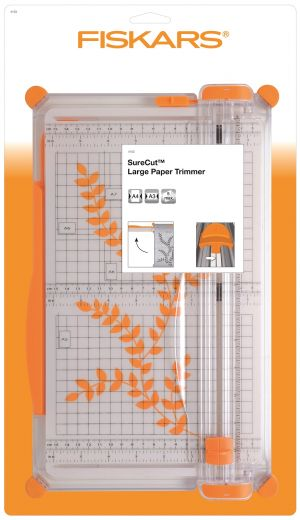 Win a Fiskars paper trimmer