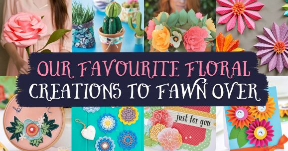 Our Favourite Floral Creations To Fawn Over