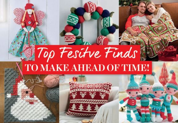 Top Festive Finds To Make Ahead Of Time!
