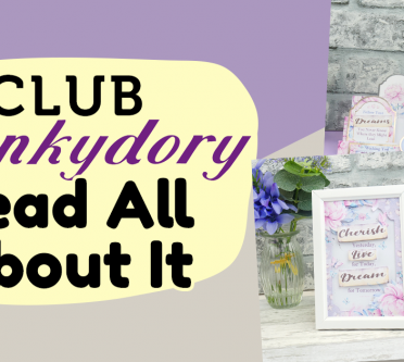 Club Hunkydory: Read All About It
