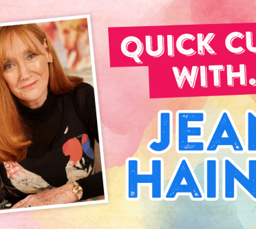 A Quick Cuppa With… Jean Haines