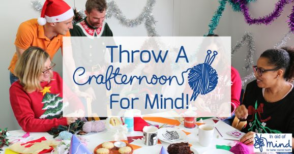 Have A Crafternoon For Mind!