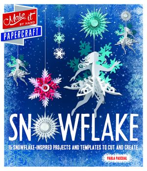 Win a copy of Papercraft Snowflake